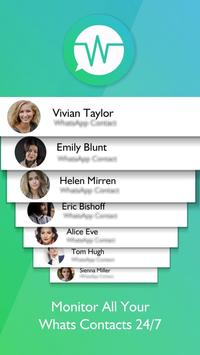 Who Viewed My Profile? - Whats Monitor apk screenshot