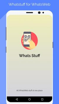 Whatsstuff For Whatsweb poster