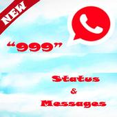 999 Whats Status & SMS 2016 icon