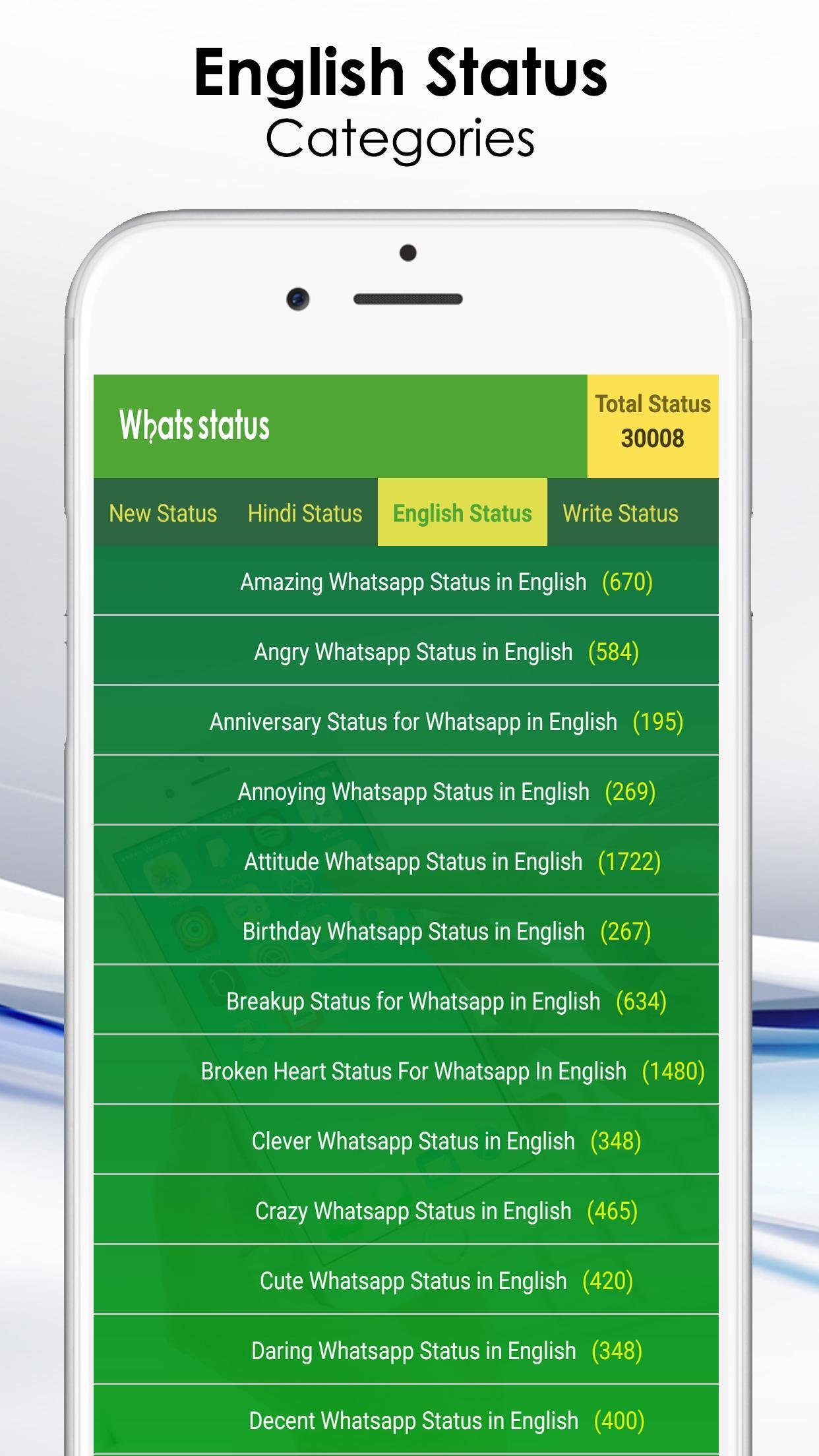 New Status For Whatsapp Daily For Android Apk Download