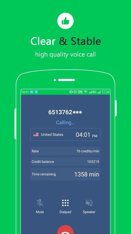 how to make free international calls from cell phone