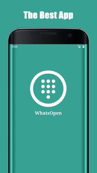 Open Whatsa Chat Without Save Number screenshot 2