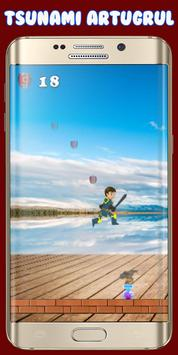 Tsunami artugrul game apk screenshot
