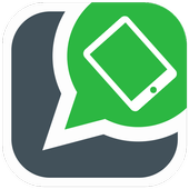 Guide WhatsApp to Tablets icon