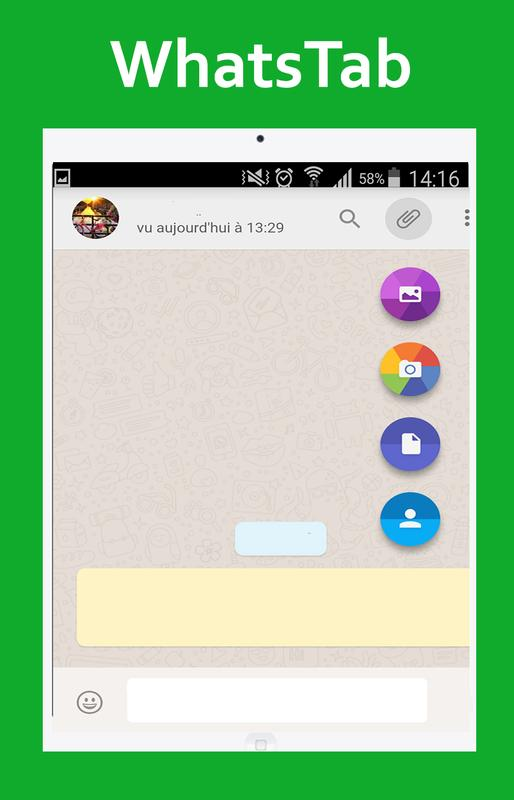 tablet for whatsapp web apk free communication app for android apkpure