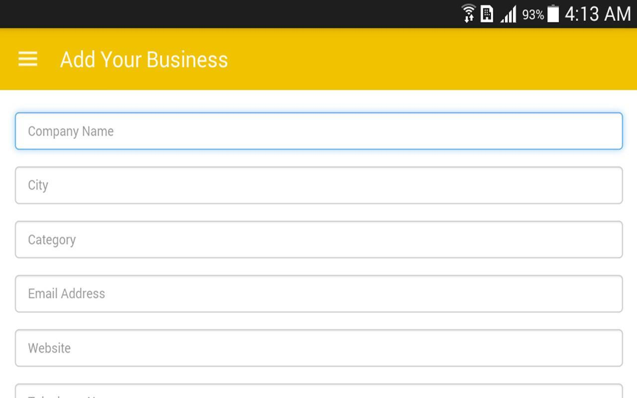 Pakistan Yellow Pages for Android - APK Download
