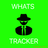 Whats Tracker -  Who Visit my Whatsapp Profile icon