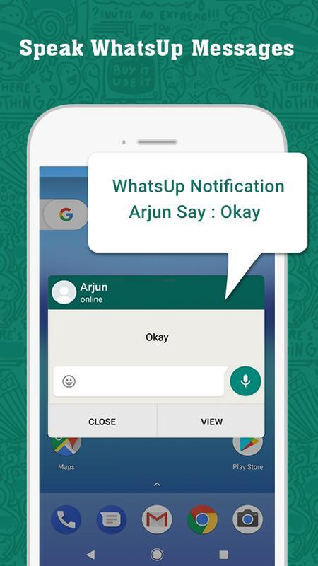 whatsup messenger announcer apk baixar gr 225 tis ferramentas aplicativo para android apkpure