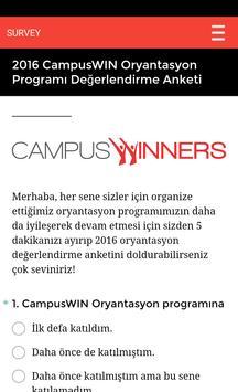 CampusWIN apk screenshot