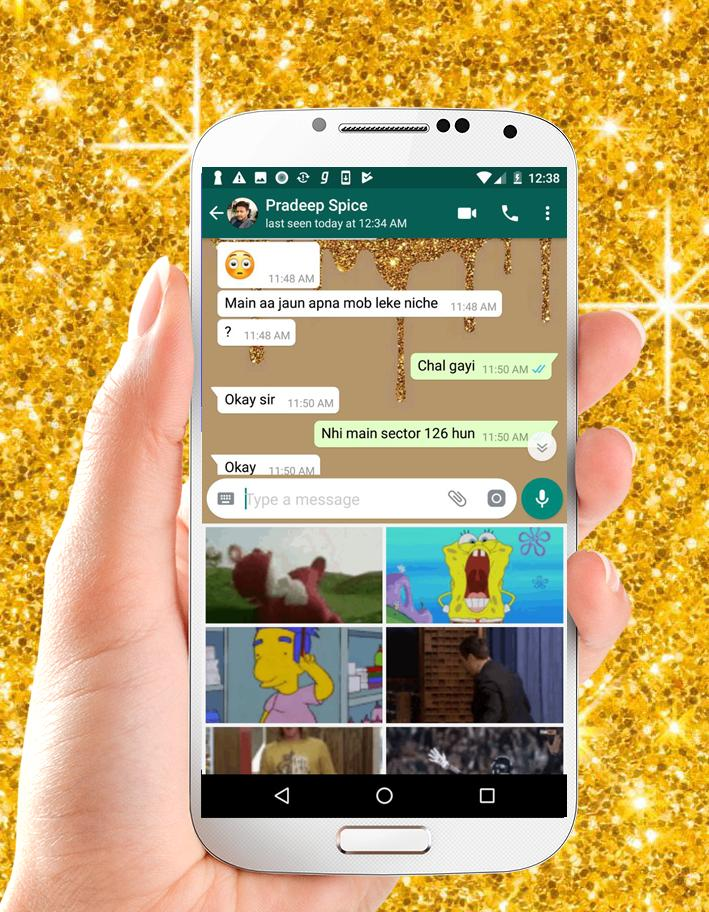 WhatsUp Gold Messenger for Android - APK Download