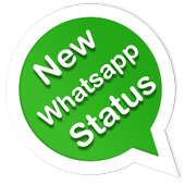 New Status For whatsapp icon
