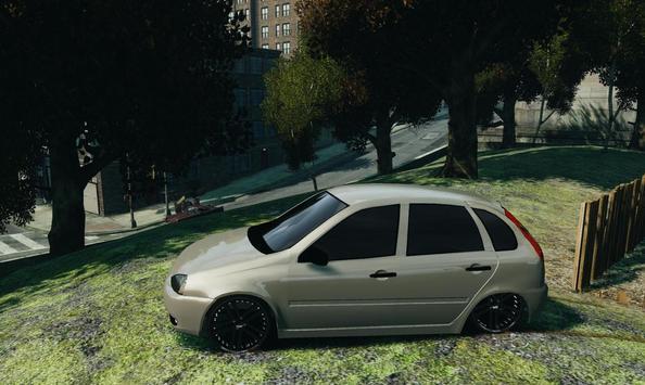 Lada Kalina simulator Racing screenshot 6