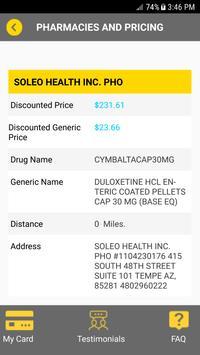 Hughes Drug Card screenshot 4