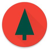Material Christmas icon