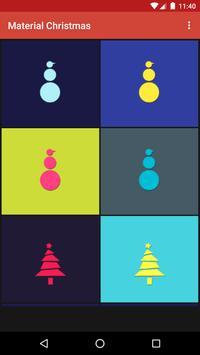 Material Christmas apk screenshot
