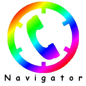 Wheelphone navigator icon