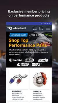 Wheelwell screenshot 3