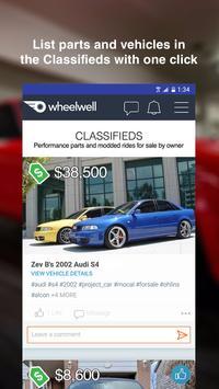 Wheelwell screenshot 4
