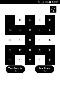 GO WHITE - Block Puzzles poster