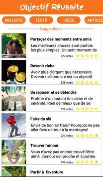 Objectif Réussite screenshot 1
