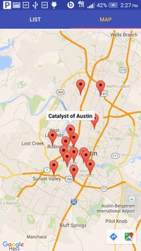 Austin Church Finder screenshot 1