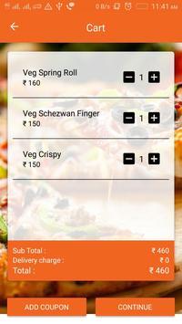 Wheres my Food apk screenshot