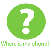 Where is my phone? icon