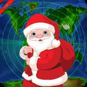 Santa Tracker broma icon