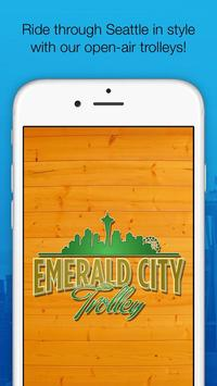 Emerald City Trolley poster