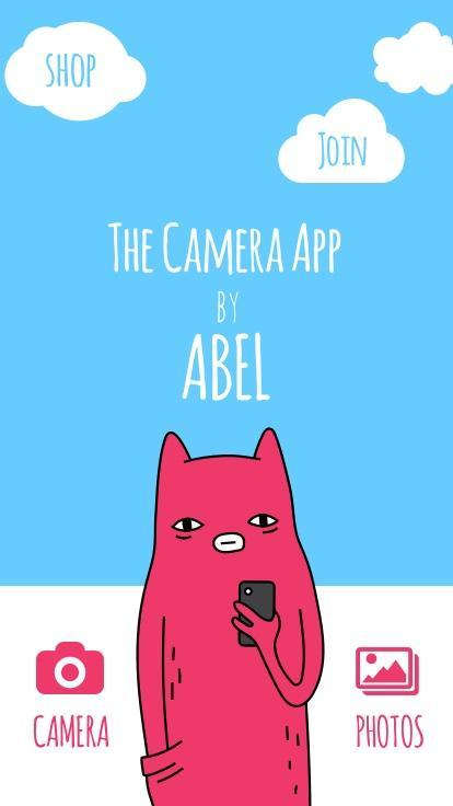 #WheresAbel - Abel Stickers poster