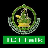 ICT Talk icon