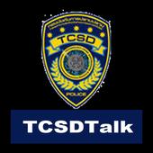 TCSD Talk icon