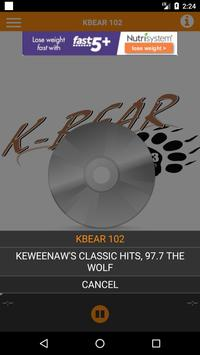 KBear 102 Stream screenshot 2