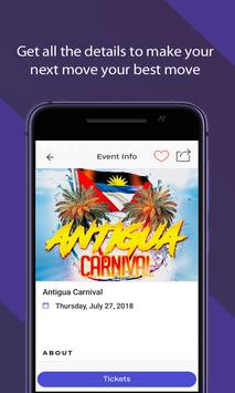 Events on a Whim apk screenshot