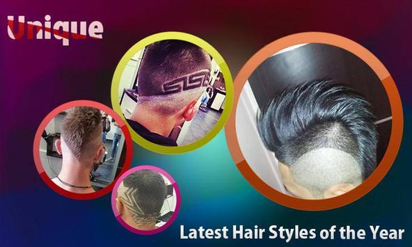 Stylish Boys Hair Styles 2017 apk screenshot