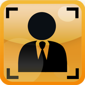 ID picture(suit dress) icon