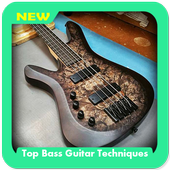Top Bass Guitar Techniques icon