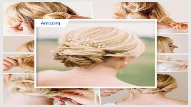 Adorable DIY Wedding Hairstyles screenshot 4