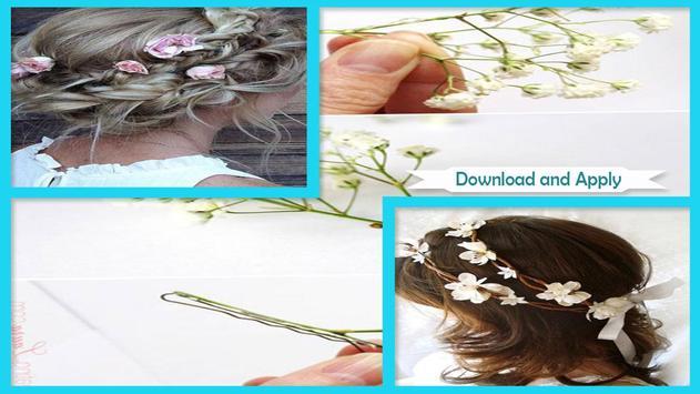 Adorable DIY Wedding Hairstyles screenshot 2