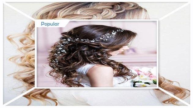 Adorable DIY Wedding Hairstyles screenshot 3