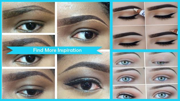 Cool Eyebrow Tips for Beginner screenshot 1