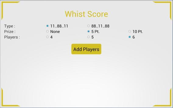 Whist Score screenshot 6