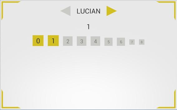 Whist Score apk screenshot