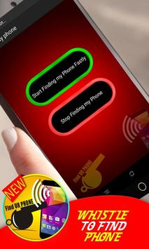 Whistle to Find Phone Pro Free screenshot 2