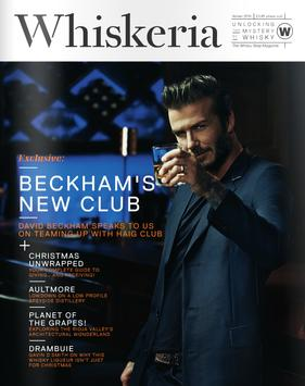 Whiskeria Magazine apk screenshot