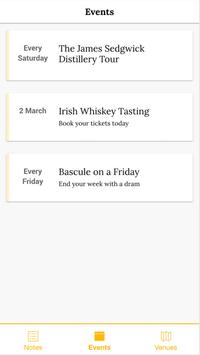 Whisky Notes apk screenshot