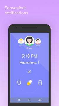 Mr. Pillster pillenherinnering & medicatietracker APK-screenhot