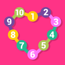 Connect the dots learn numbers APK