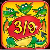 3/9 Kingdom - kid's magazine, interactive comics icon