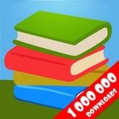 Tales and fairy tales audio books with pictures icon